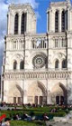 Notre Dame Cathedral - the Paris Directory
